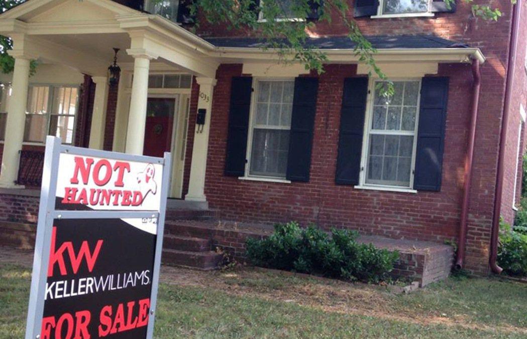 想出售鬼屋有兩個選擇:降低幽靈般的感覺、或者放手突顯鬼屋的特色。(網路圖片)