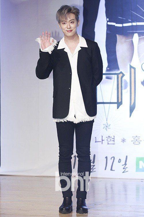 韓國男團BOYFRIEND成員東玄。圖/bntnews提供