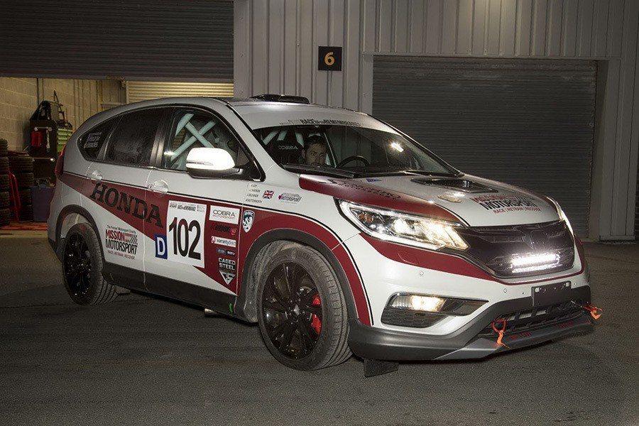 Honda UK提供