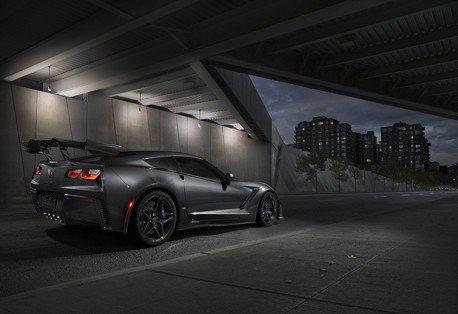 2019 Corvette ZR1將挑戰紐柏林7分內單圈紀錄
