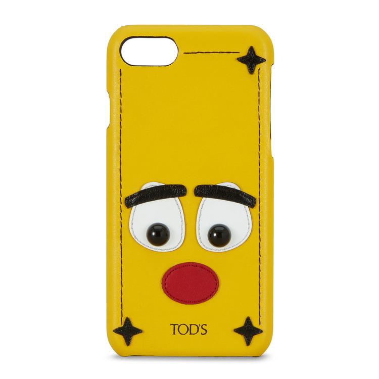 Circus聯名限定系列手機殼(iPhone7),14,100元。圖/TOD'S...