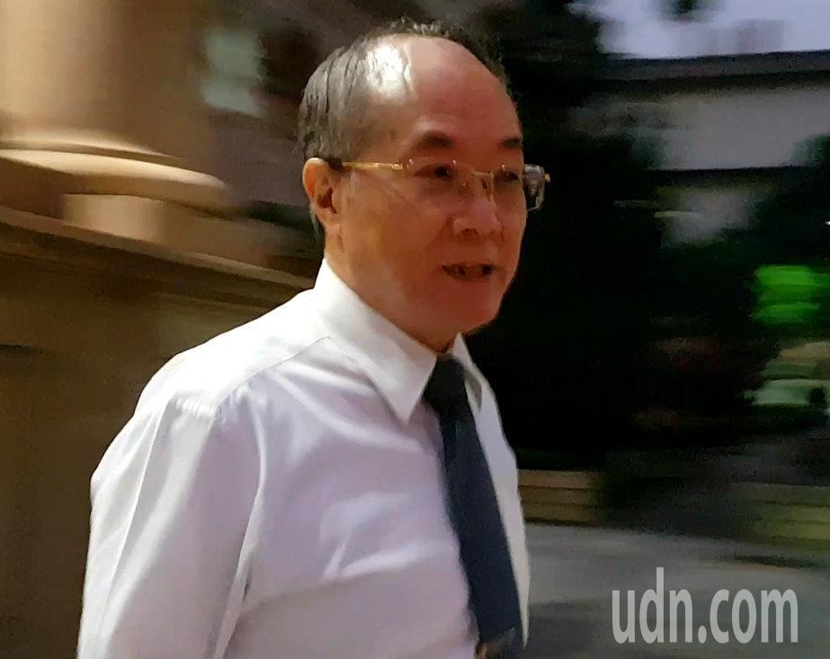 前檢察總長黃世銘。聯合報系記者王宏舜/攝影