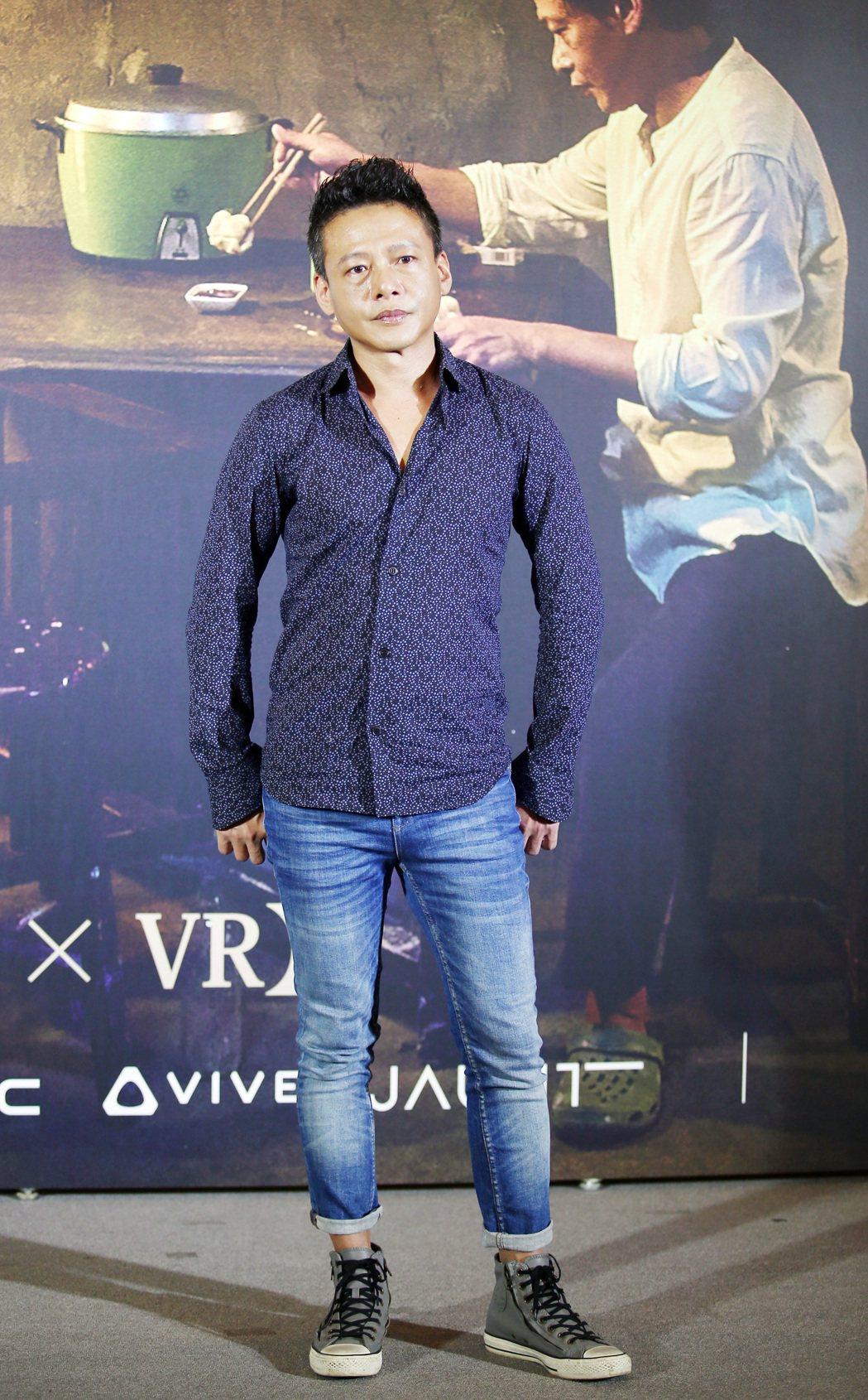「家在蘭若寺」男主角李康生。記者杜建重/攝影
