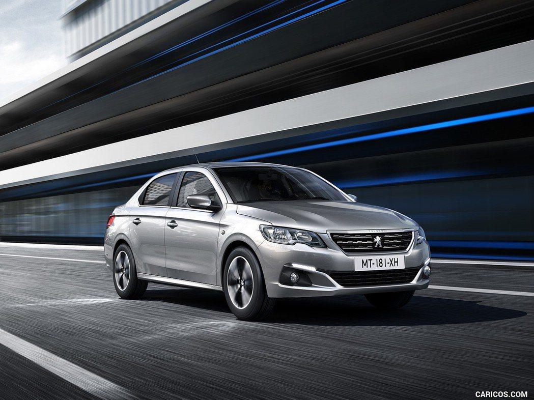 Peugeot 301的動態表現讓人滿意。 圖/Peugeot提供