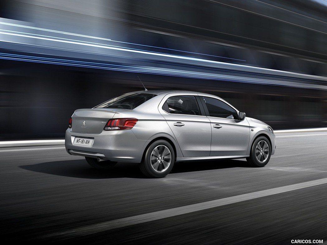 Peugeot 301擁有法系車一貫紮實的底盤表現。 圖/Peugeot提供