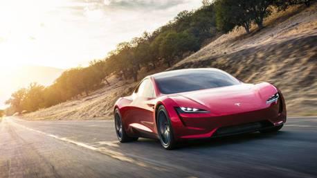 世界最快 Tesla二代Roadster零百加速只需不到2秒