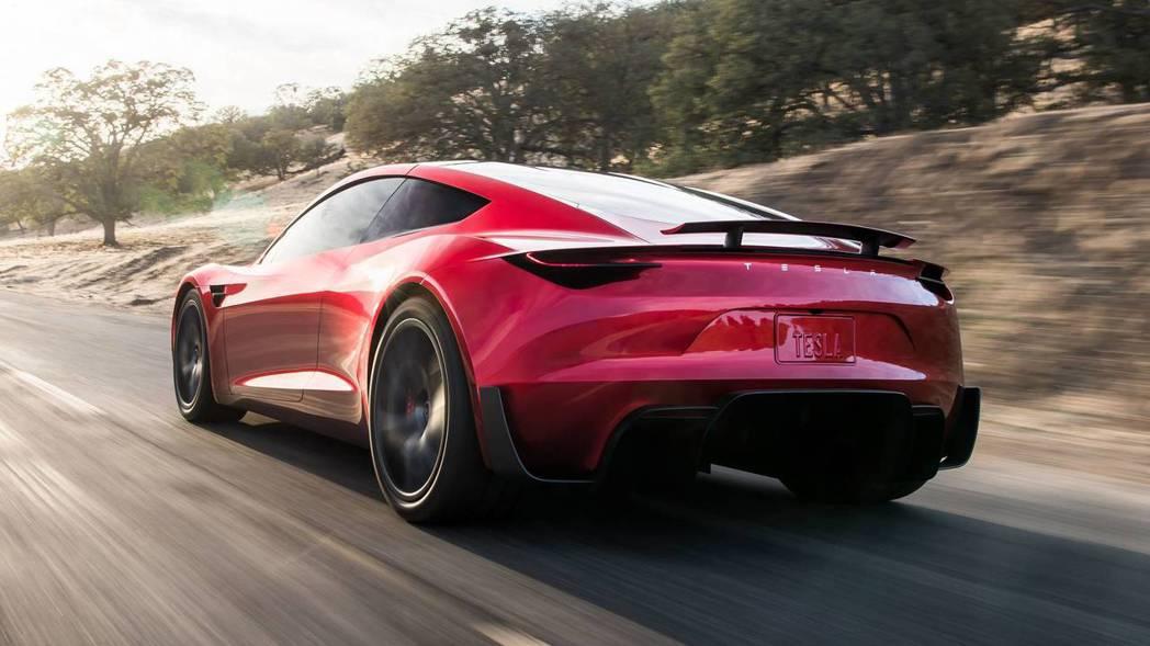全新Tesla Roadster續航距離超驚人。 摘自Tesla