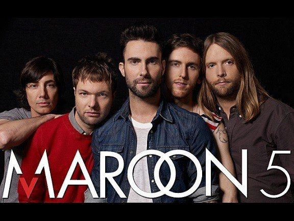 魔力紅(Maroon 5)全球巡迴演唱會上海站因故取消,該樂隊成員傑西•卡麥可(...