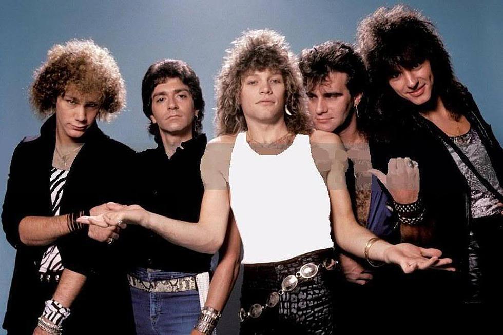 Bon Jovi首次登陸舉行演唱會被中共當局封殺,外傳該樂隊曾經在一次演唱會的背...