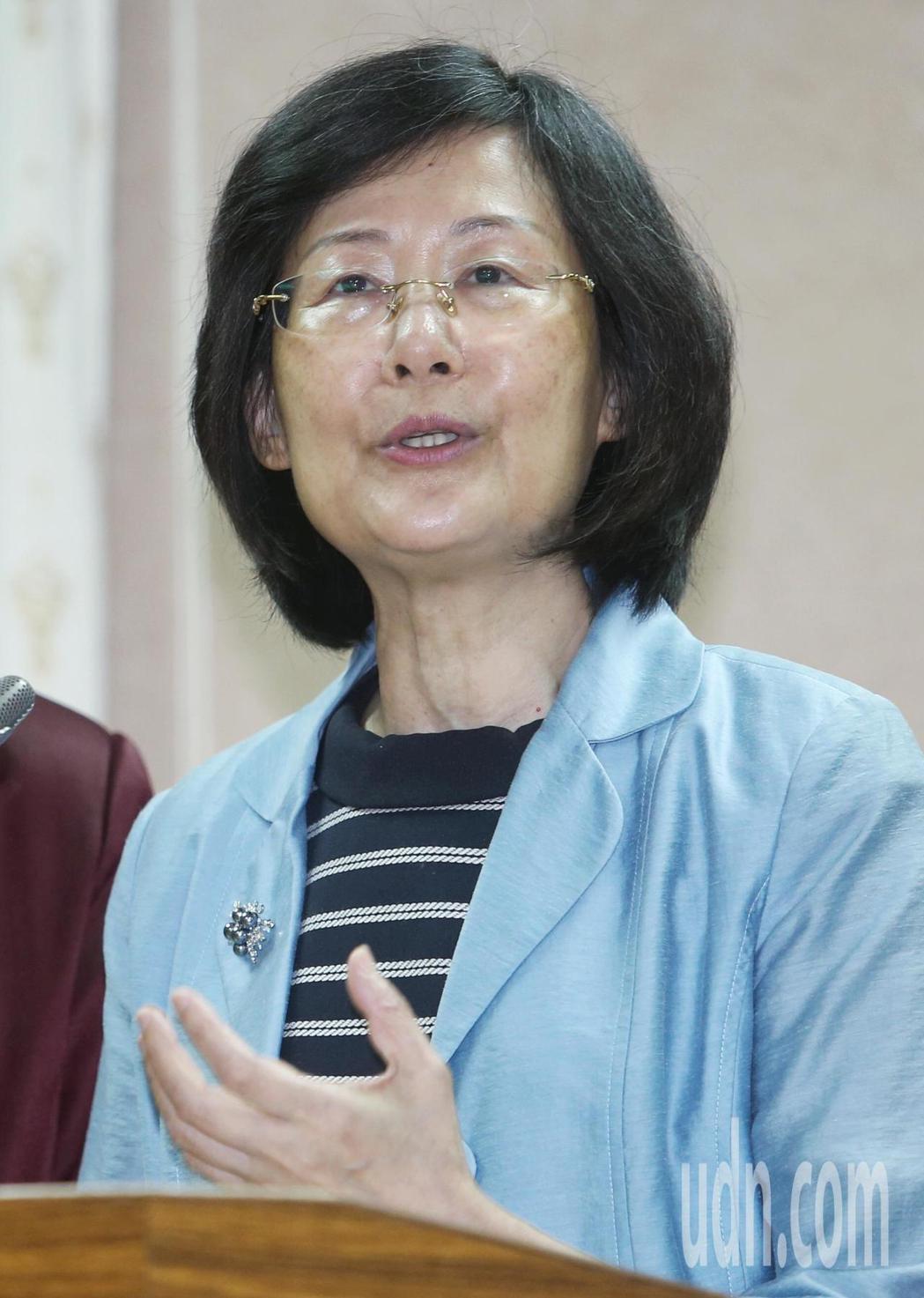 洗錢防制法新規定 羅瑩雪「嚇了兩大跳」