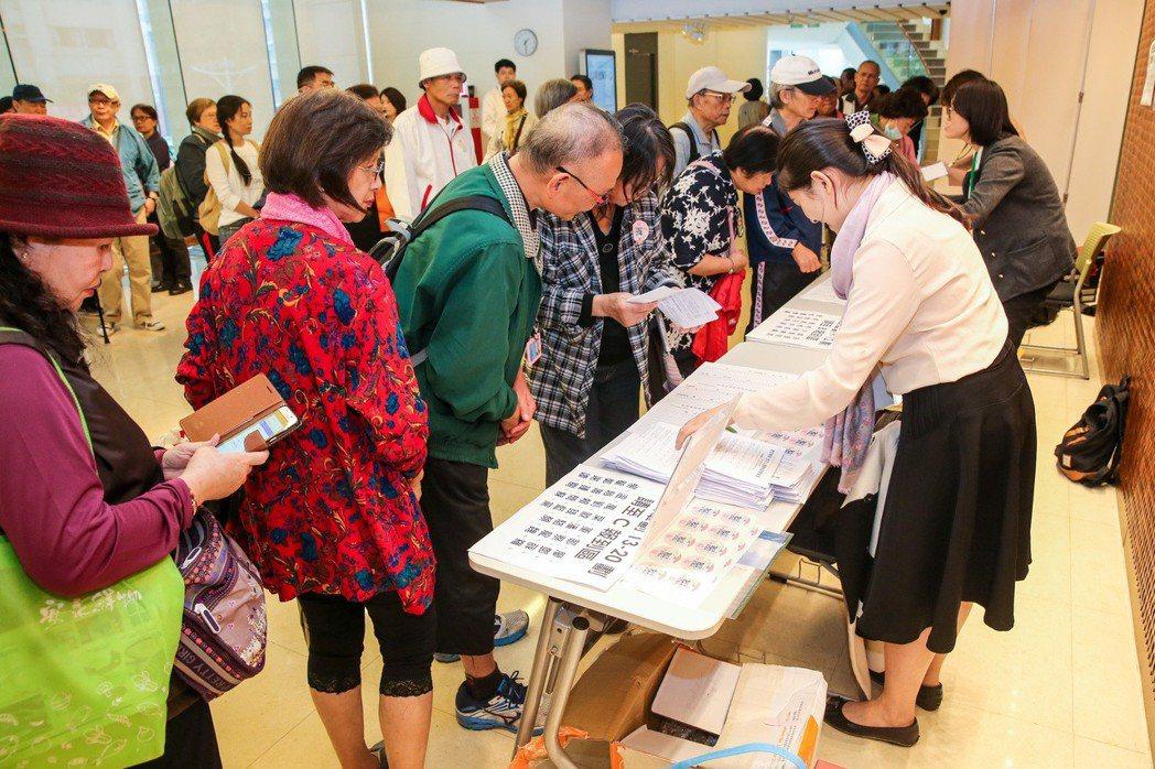 聯合報與解放日報社合作舉行的「胃您保肝台北上海雙城論壇」昨天在台北金融研訓院舉行...