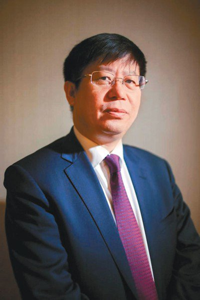 海信電器董事長劉洪新。