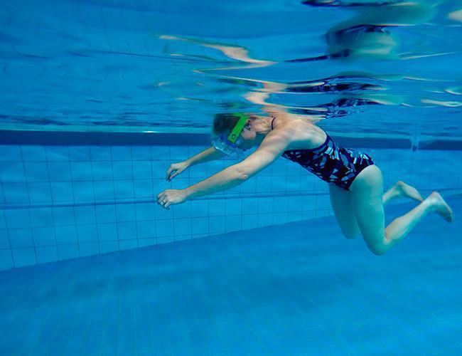 法新社報導,荷蘭非營利組織「海豚游泳俱樂部」(Dolphin Swim Club...