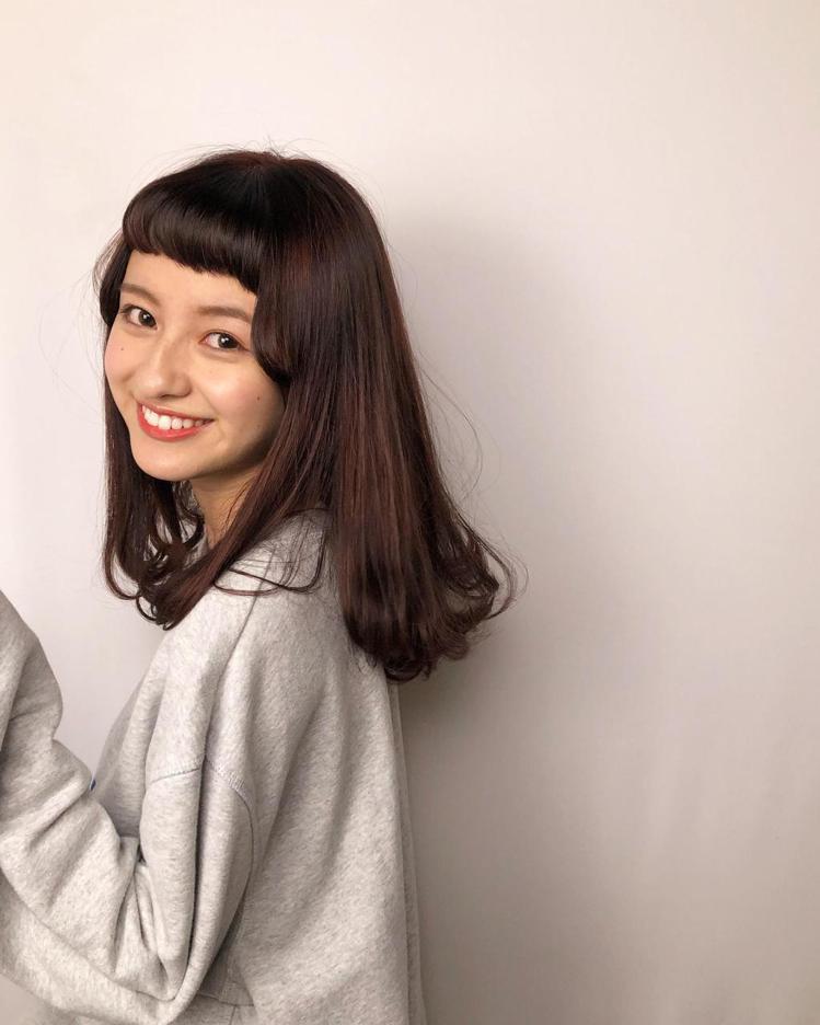 髮型創作/Iven陳映臻。圖/HairMap美髮地圖提供
