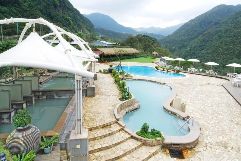 蘇活大眾風呂也是許多泡湯客喜愛的會館設施。(圖片提供/陽明山水溫泉會館)