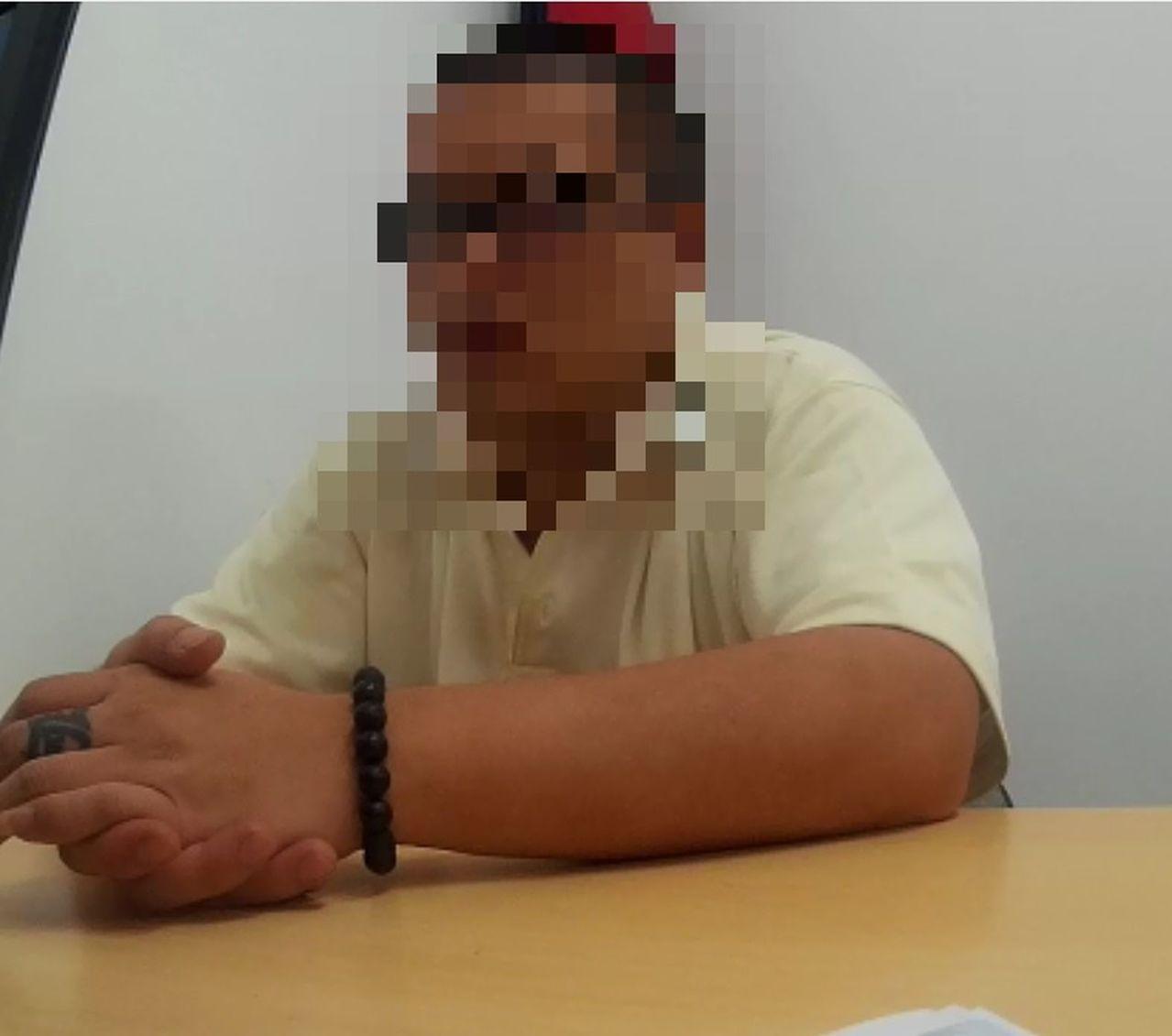 台中警方到看守所借提人犯偵辦詐欺案,意外查出被押的另一名藍姓嫌犯涉及詐欺案,再破...