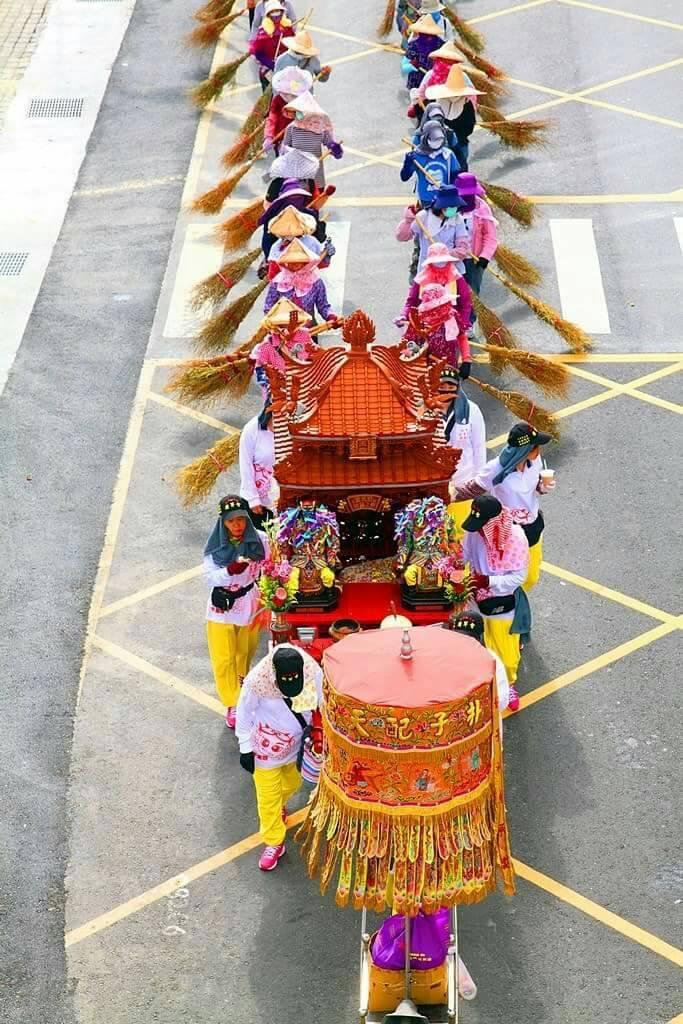 王文祥「整齊隊伍」獲得第3名。圖片/朴子市公所提供