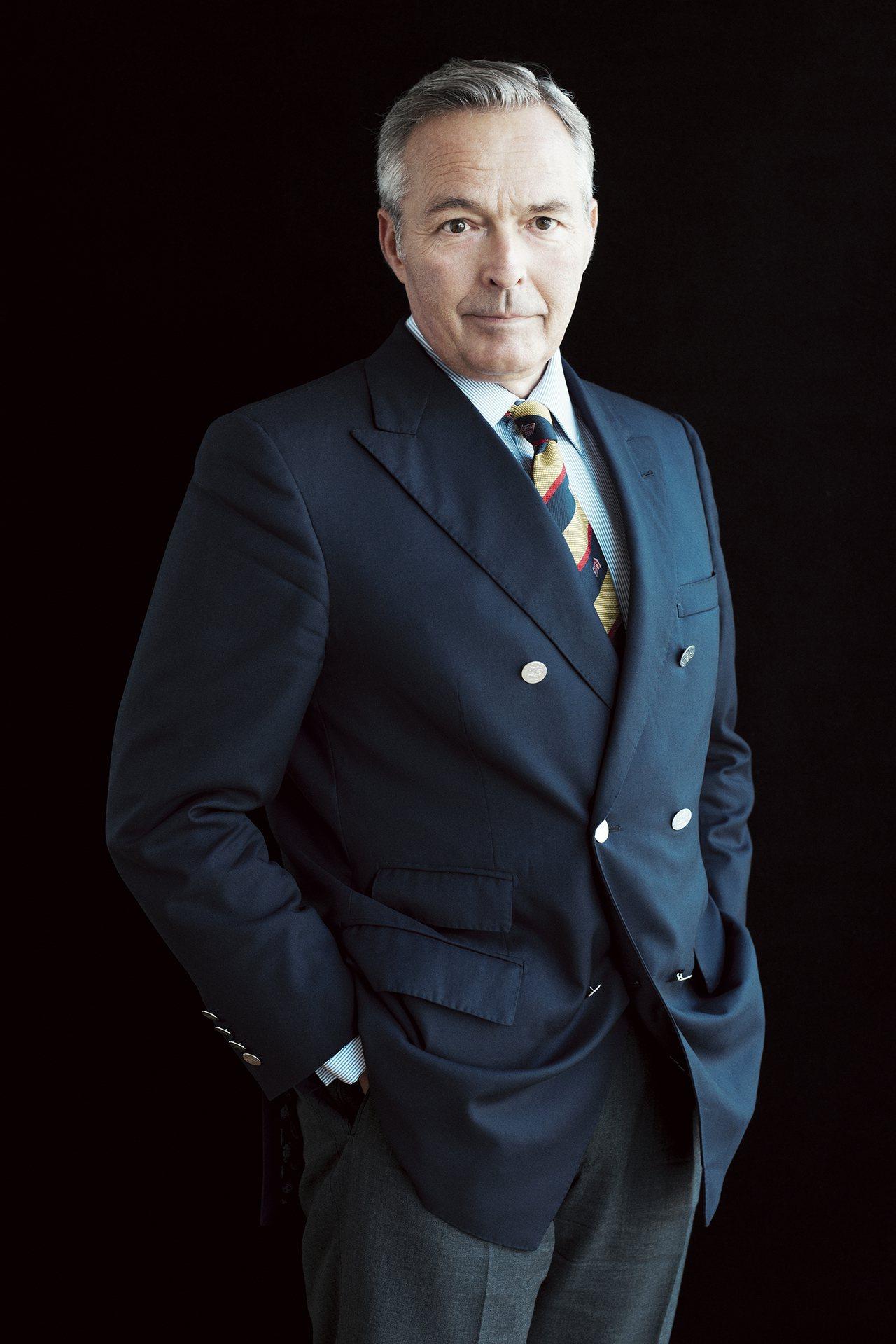 蕭邦聯合總裁 Karl-Friedrich Scheufele。圖/蕭邦提供