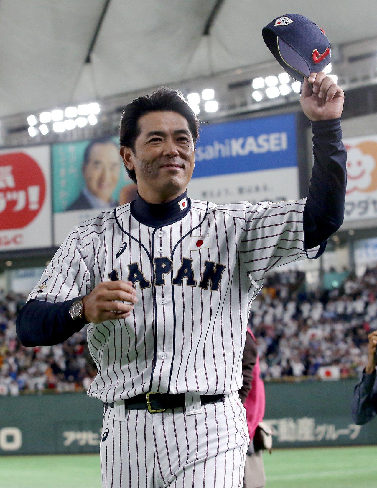 日本隊以7比0擊敗南韓隊,奪得第一屆亞冠賽的冠軍,這也是稻葉篤紀接任國家隊監督後...