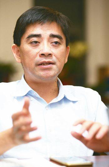 亞洲.矽谷共同執行長邱俊榮。 記者曾學仁/攝影