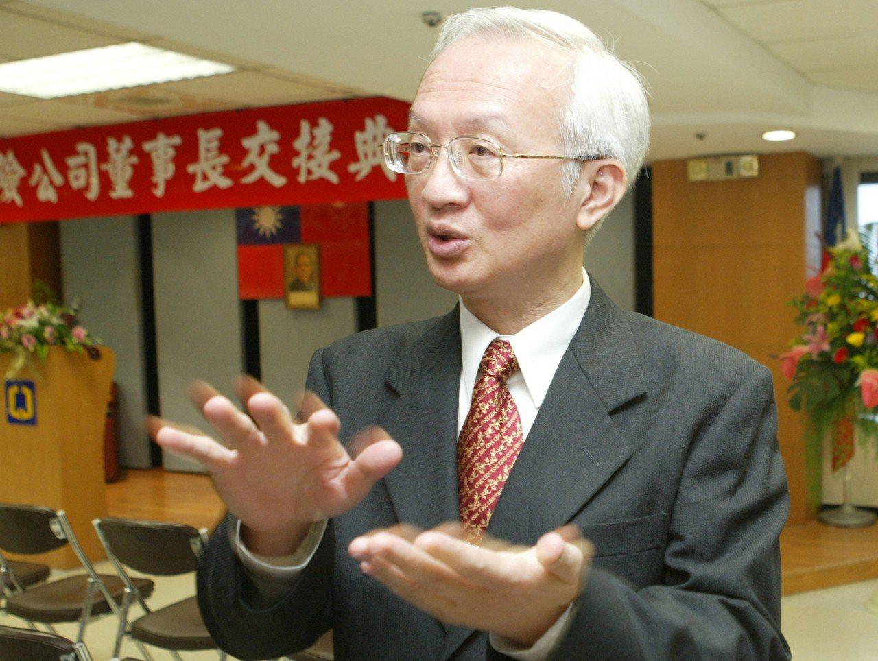 台北捷運董事長董瑞斌接任第一金控董事長。 圖/聯合報系資料照片