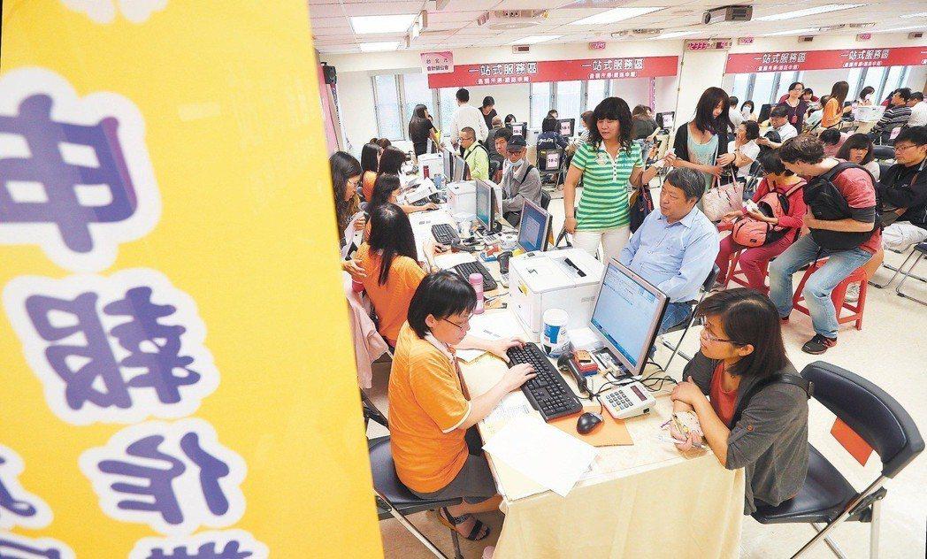 報稅新增QR code申報 估逾200萬戶受惠