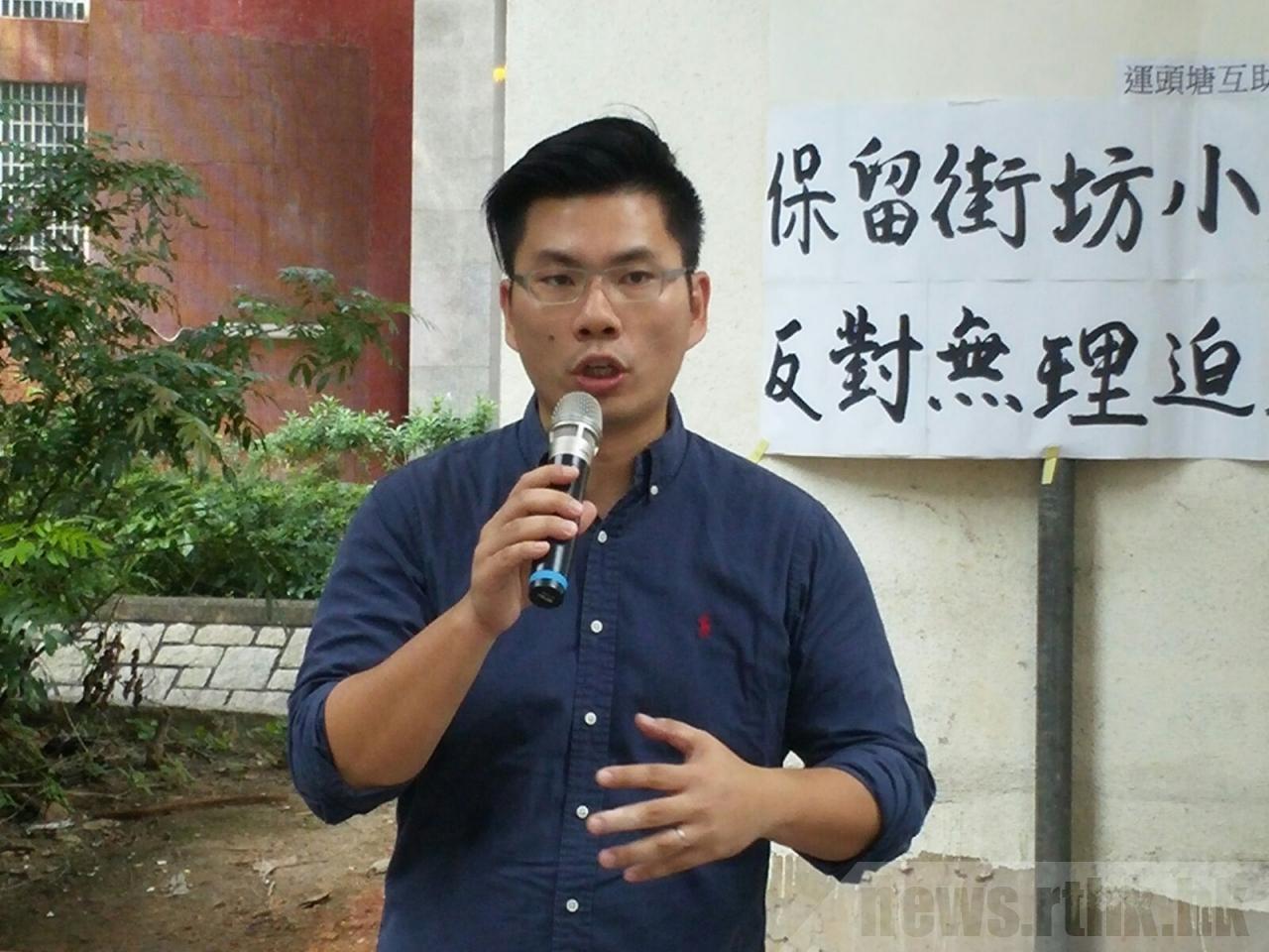 香港工黨昨天舉行周年黨員大會,並舉行黨內改選,30歲的郭永健在無對手下自動當選主...