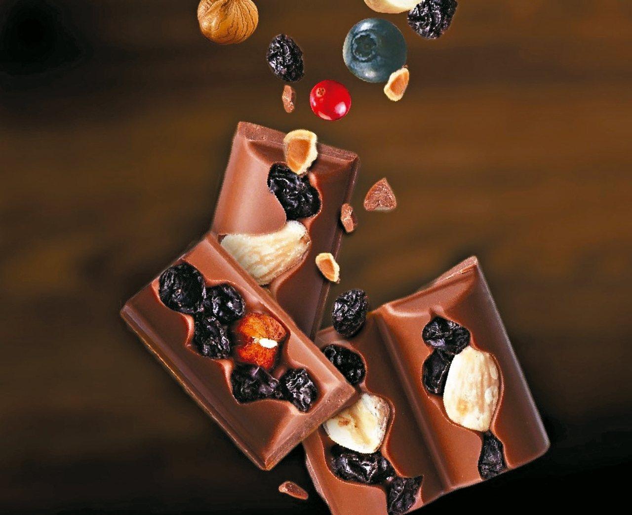 雀巢LATELIER頂級巧克力即日起全台好市多限量販售。 雀巢/提供