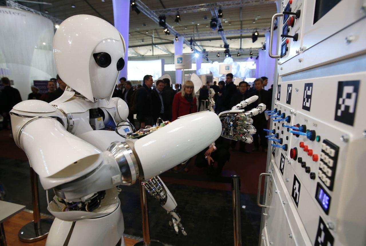 全球人工智慧(AI)發展,對於台灣半導體產業是很好機會。 路透