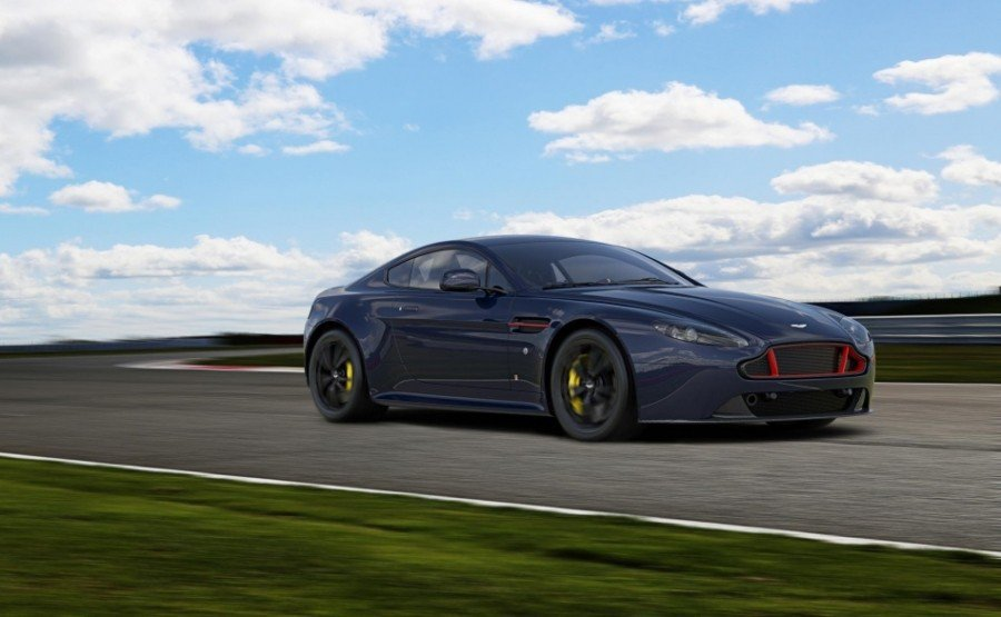 Vantage S Red Bull Racing Edition特仕車,是As...