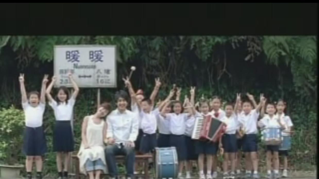 歌手梁靜茹在2006年唱紅的「暖暖」,MV就在基隆的暖暖車站取景。圖/翻攝自yo...