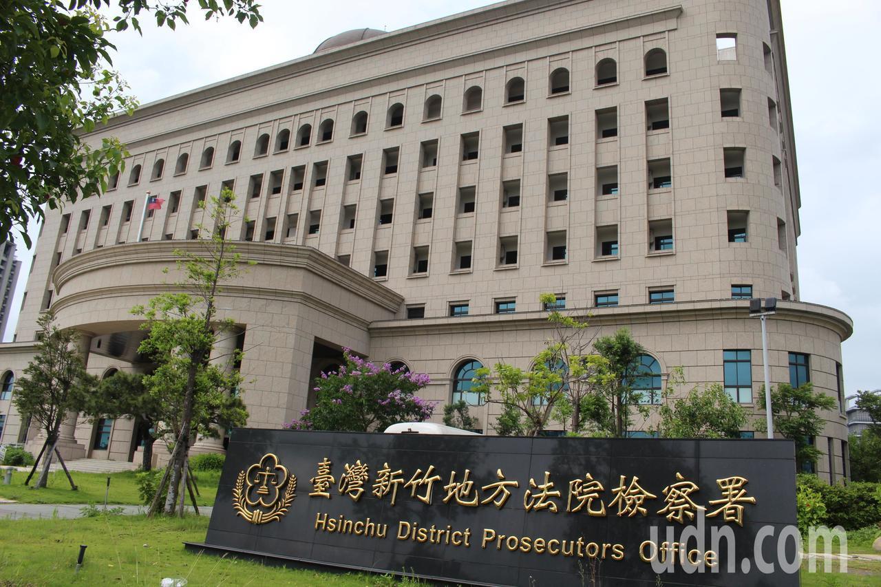 新竹檢方依強制性交罪嫌及強制猥褻罪起訴徐、高2名惡狼。記者張雅婷/攝影