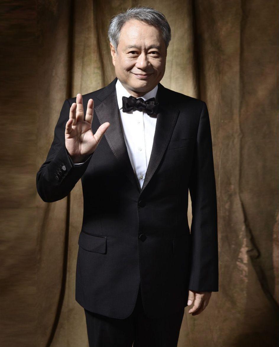 李安將在第54屆金馬獎頒獎典禮上與金球獎影后潔西卡雀絲坦共同頒獎。圖/金馬執委會