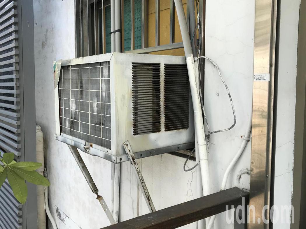 雖然多數家庭都選擇分離式冷氣,但有網友提出窗型冷氣的四項優點。聯合報系資料照片/...