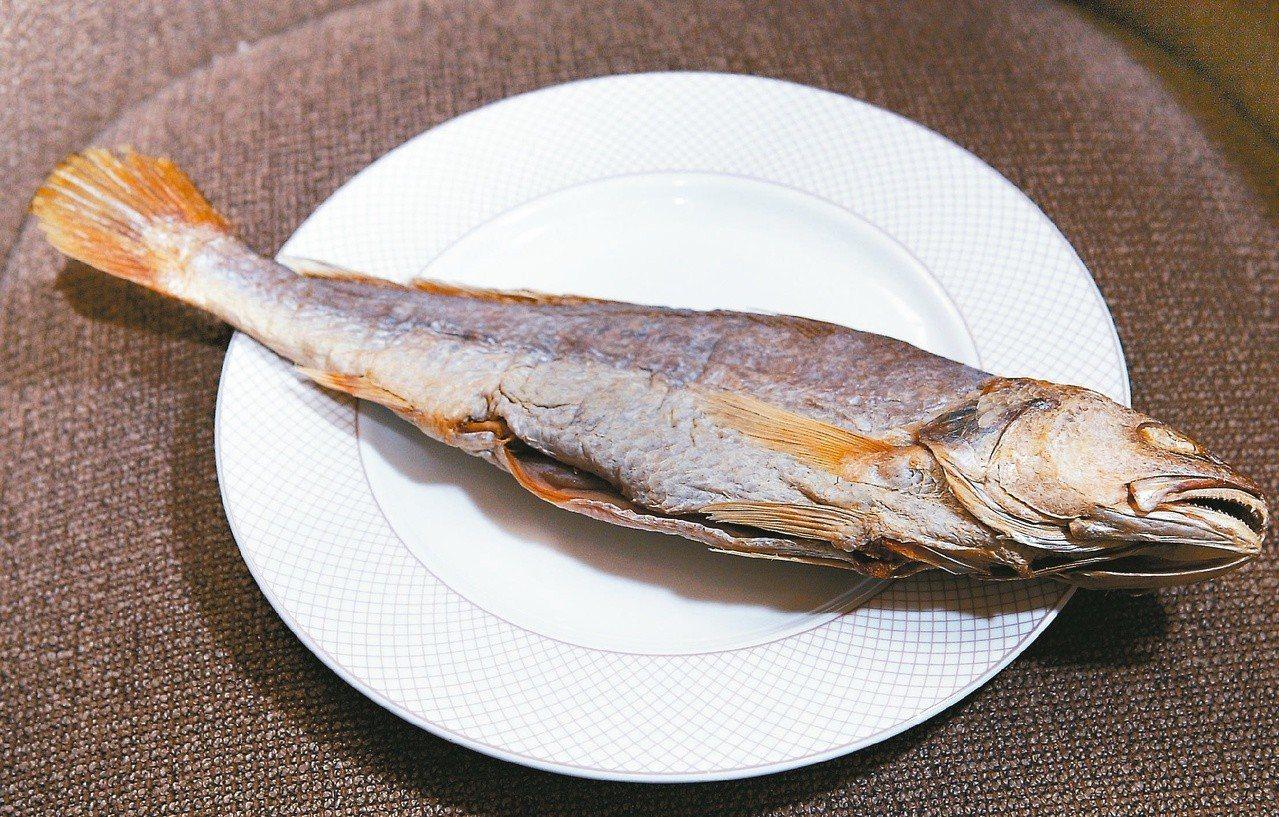 鹹魚。本報資料照片
