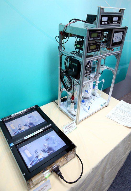 「廢液晶面板再利用處理系統」榮獲R&D 100 Awards大獎及綠色科技特殊貢...