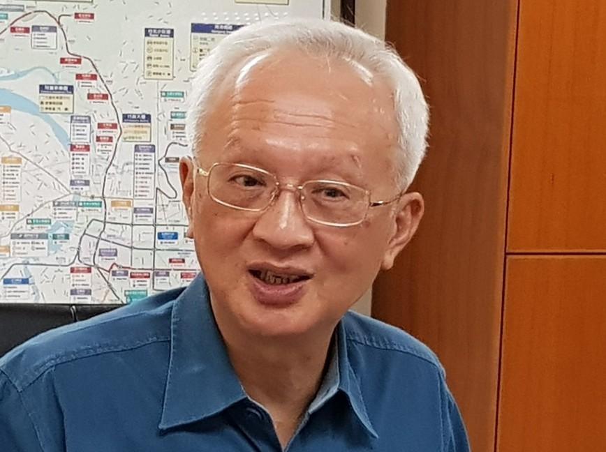台北捷運公司董事長董瑞斌接掌第一金控。 本報資料照片