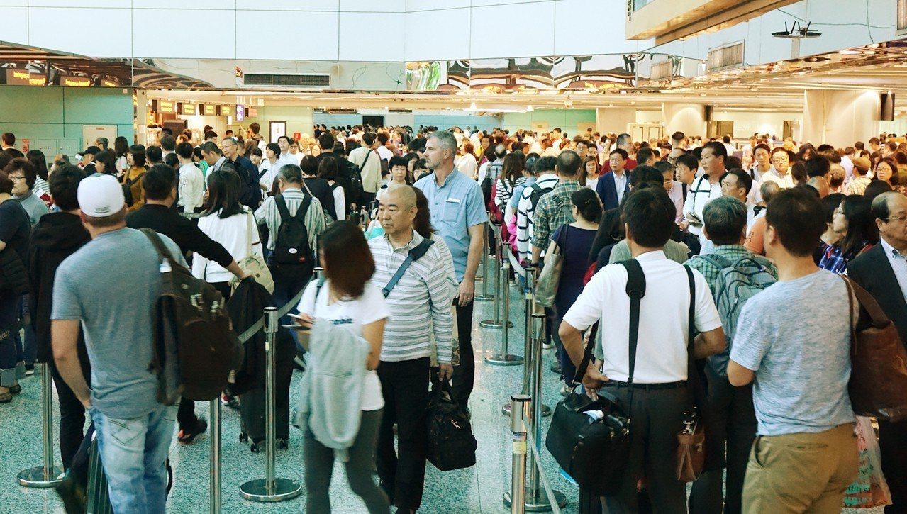 國際「航空情報資訊機構(OAG)」日前公布調查,指桃園機場準點率不佳,在四八九座...