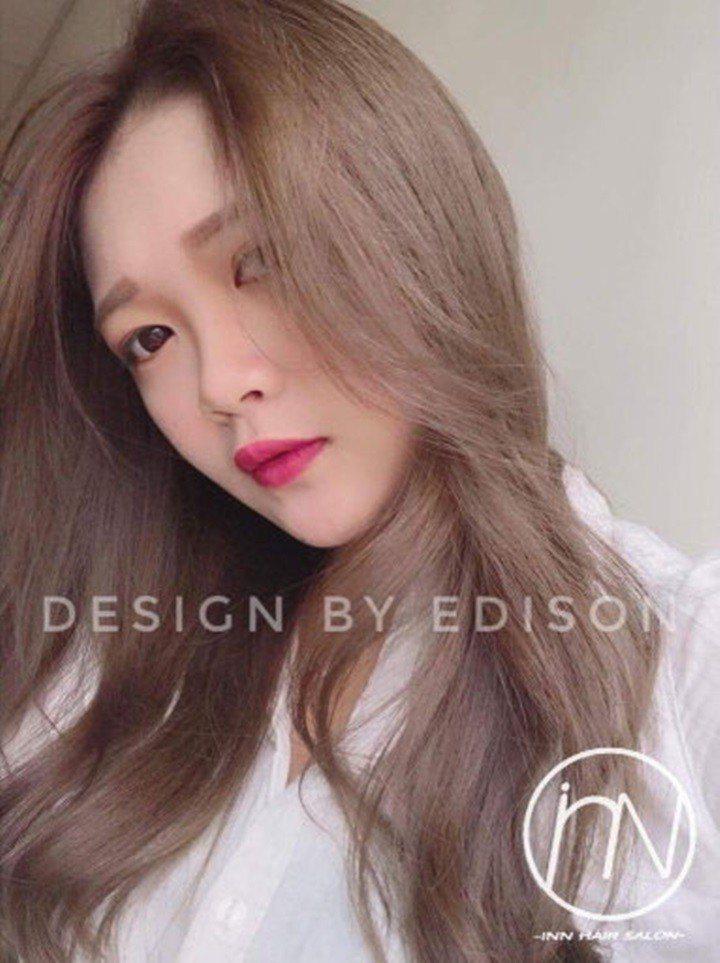 髮型創作/Edison。圖/HairMap美髮地圖提供