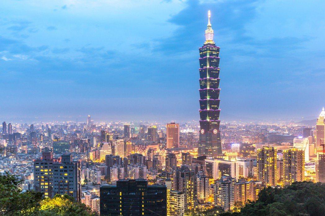 圖為台北101。 圖/ingimage