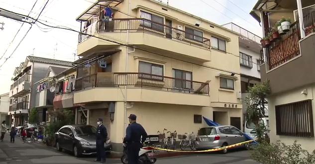 居住日本大阪府的53歲婦人,至警察局自首共藏了4具嬰屍於家中。圖擷自channe...