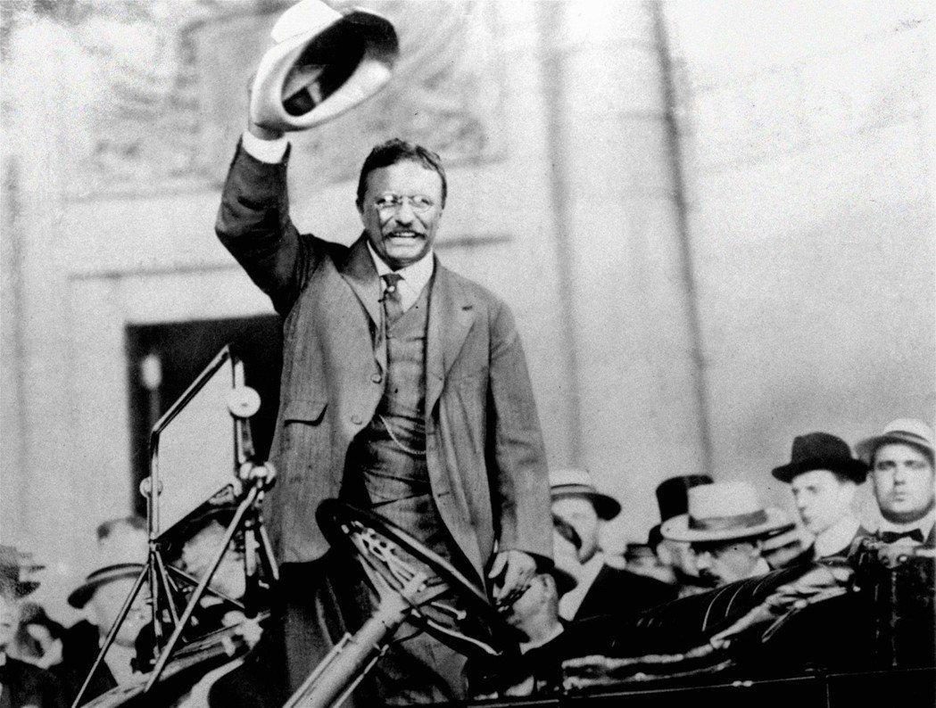 老羅斯福:「美國主義是精神、信念及決心的問題,而不是宗派或出生地的問題。」 圖/...