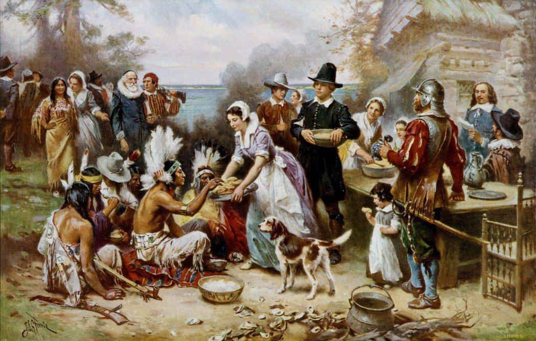 感恩節是十分「美國」的節日,每個小孩在學校裡都會學到背景故事和意義,從而建立國家...