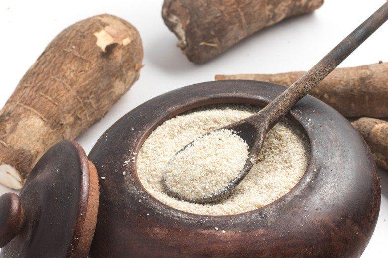 樹薯粉(Cassava Flour) 圖片提供/食力