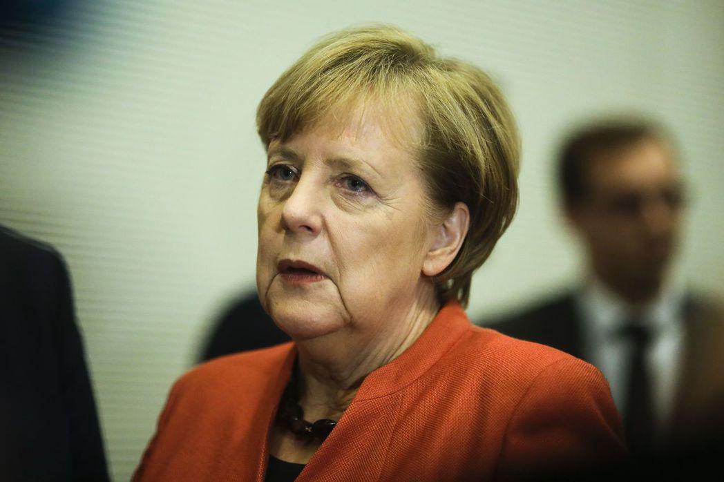 德國總理梅克爾表示,她寧願重新舉行聯邦選舉,也不要政權不穩的德國政府。 (美聯社...