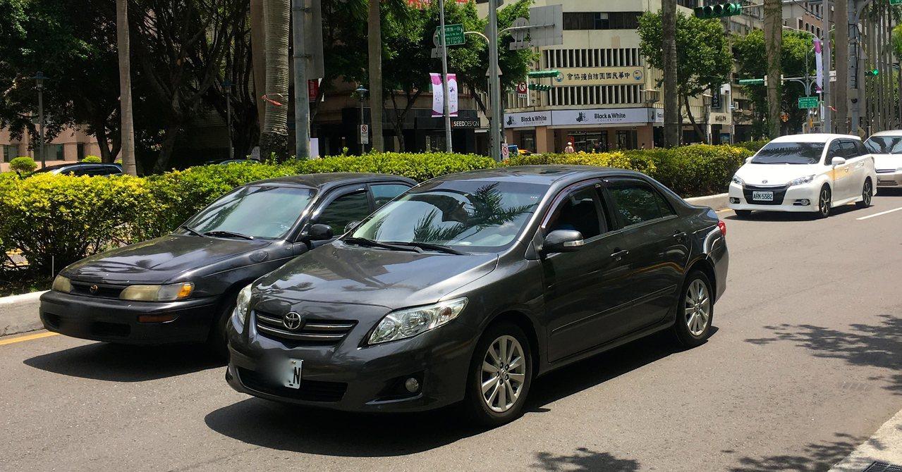公路總局籲車主收到汽燃費催繳單盡速繳納。圖與當事車主無關。記者雷光涵/攝影