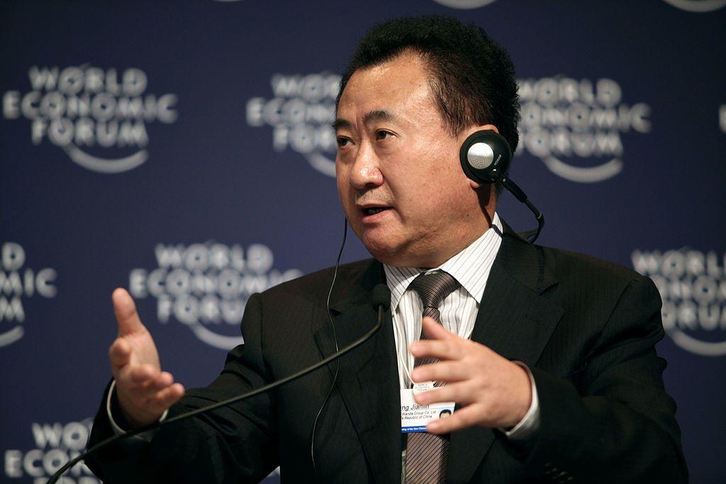 萬達董事長王建林。擷取自維基百科