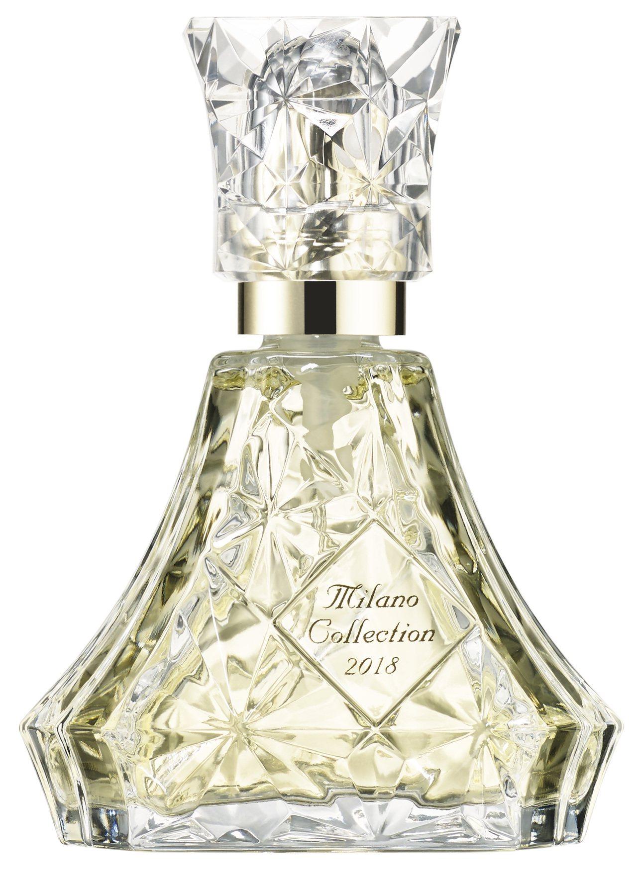 米蘭絕色香水2018,30mL,3,800元。圖/佳麗寶提供