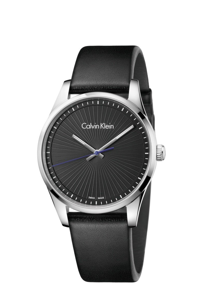 Calvin Klein Steadfast堅定系列腕表,約7,700元。圖/C...