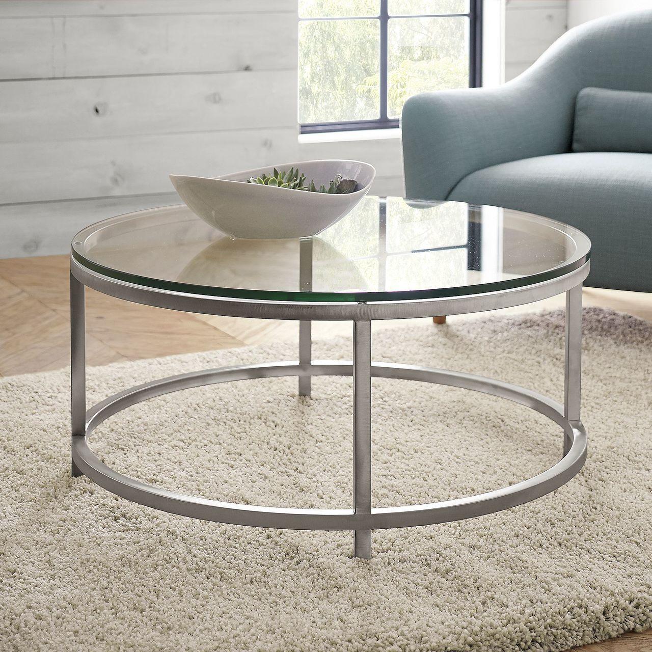 Era系列圓形咖啡桌,原價23,000元,特價1萬3,685元。圖/Crate ...
